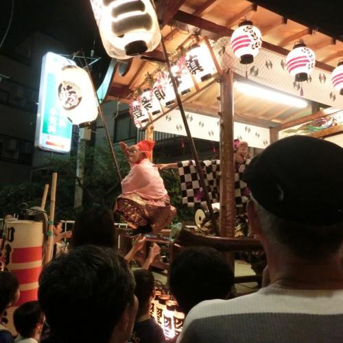 羽衣ねぶた祭